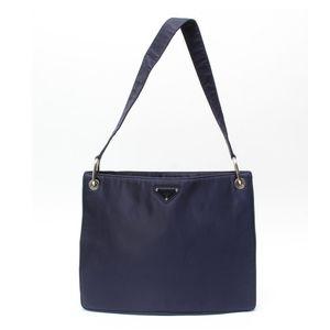 Authentic Prada Tessuto Nylon Shoulder Bag